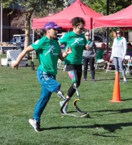 Glendale rehab hospital hosts annual amputee running clinic - Your
